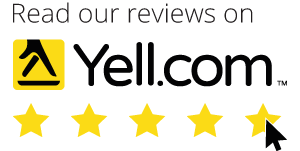 Yell Read Our Reviews Logo